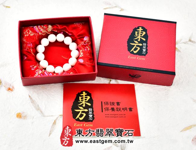 白硨磲天然玉石珠串手鍊出貨照片  白硨磲手鍊(白硨磲珠子、白車渠珠子,珠徑約12mm)WCG008。客製化設計各種白硨磲珠串、白硨磲珠子、白硨磲手鍊、白硨磲手珠。★附東方翡翠寶石保證卡