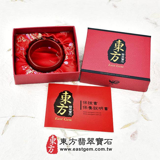 紅碧玉手鐲出貨照片 紅碧玉手鐲。(紅色,圓鐲18)RM001。客製化訂做各種紅碧玉手鐲。★附東方翡翠寶石保證卡